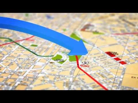 "Motion graphics ""Open WIFI MILANO"" - Intermezzo video"