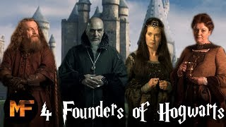 Four Founders of Hogwarts & Hogwarts Origins Explained