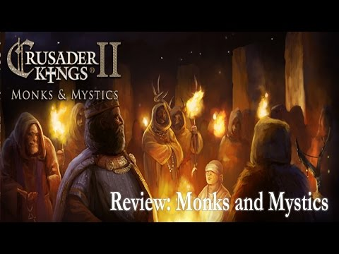 Review: Monks And Mystics