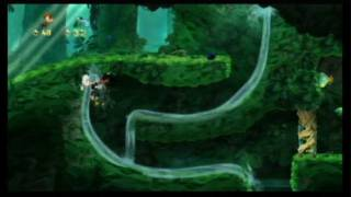 Rayman Origins Review (Wii)