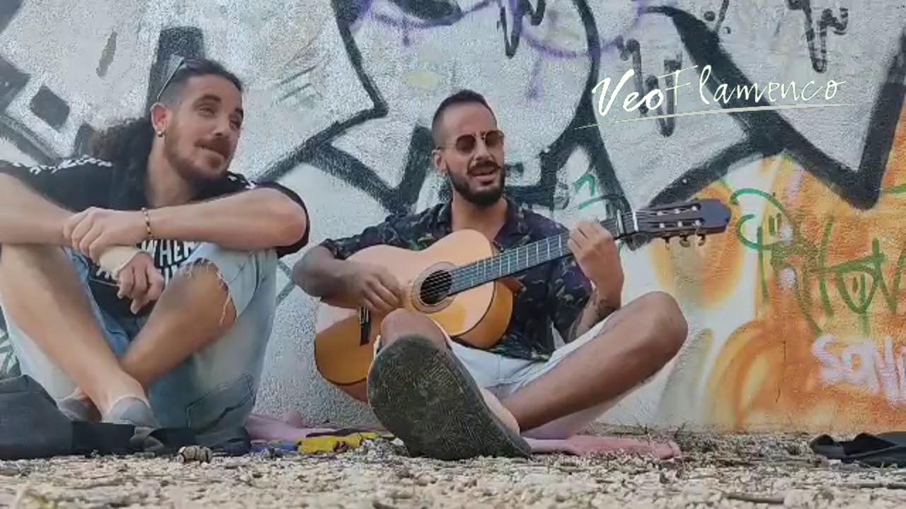 Ruben & Cristian Chaveta - El mismo Aire (Cover) | VEOFLAMENCO