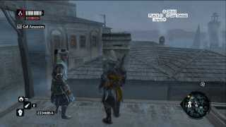 Assassin's Creed Revelations Free Roam Part 1