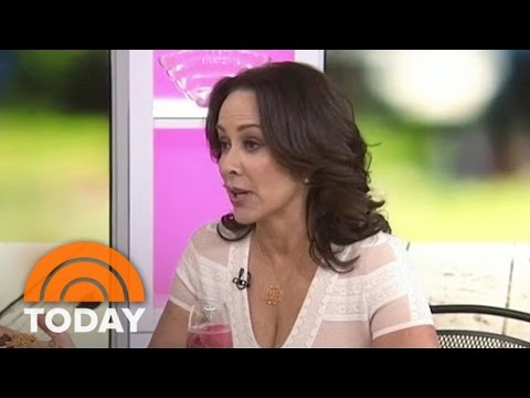 Patricia Heaton Talks Love Of Food, Surprise Pregnancy | TODAY