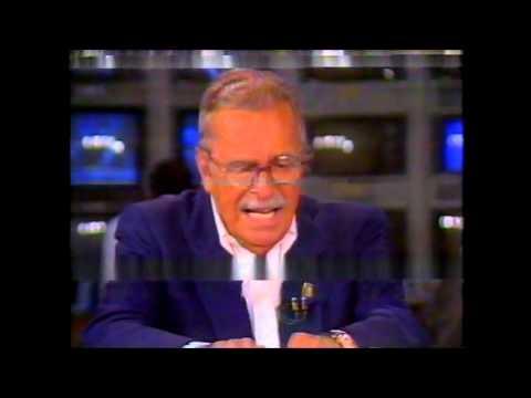 JORNAL DA MANCHETE - ENTREVISTA COM DARCY RIBEIRO (TV Manchete, 1995)