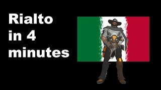 The Overwatch Rialto map described in 4 minutes thumbnail