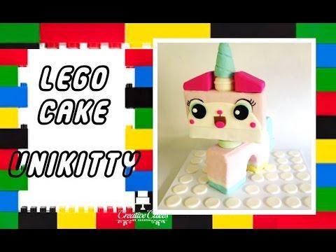 Make A Lego Movie Cake