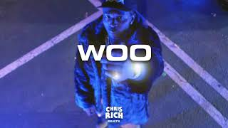 WOO - Pop Smoke X Bobby Shmurda X UK/NY Drill Type Beat 2020   (Prod Chris Rich)