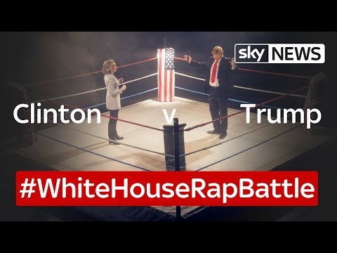 The White House Rap Battle | Full Version