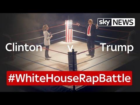 The White House Rap Battle   Full Version