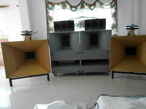 Diy Horn Speakers-ALTEC LANSING A7 by man_carpenter