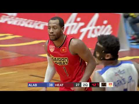 San Miguel Alab v Sagion Heat | CONDENSED HIGHLIGHTS | 2018-2019 ASEAN Basketball League