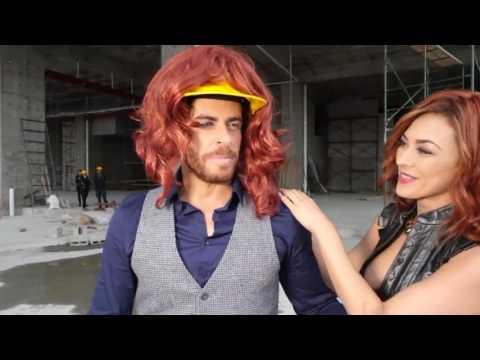 La Doña   Aracely Arambula Y Jose Maria Galeano Intercambian Roles   TELEMUNDO NOVELAS