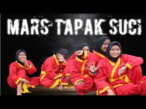MARS TAPAK SUCI + LIRIK