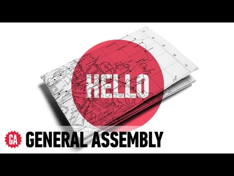 General Assembly: Intro to the London Startup Community