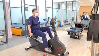 자강한방병원 수술후재활 하체운동