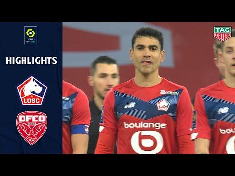 Lille Dijon Goals And Highlights
