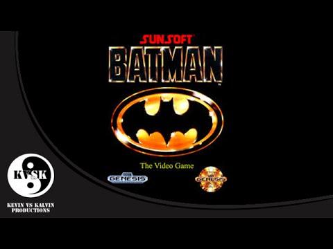 Batman: The Video Game - Sega Genesis Game Review