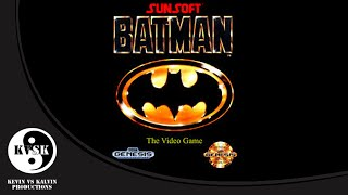 Batman: The Video Game - Sega Genesis Game Review