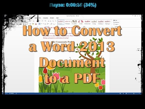 How to Convert a Word 2013 Document to a PDF:freedownloadl.com  converters, control, convert, singl, free, folder, window, applic, color, pdf, product, file, xp, offlin, onlin, download