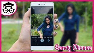 Efecto 3D o Pop Up Photoshop (Montaje Celular) - Sandy Olivera