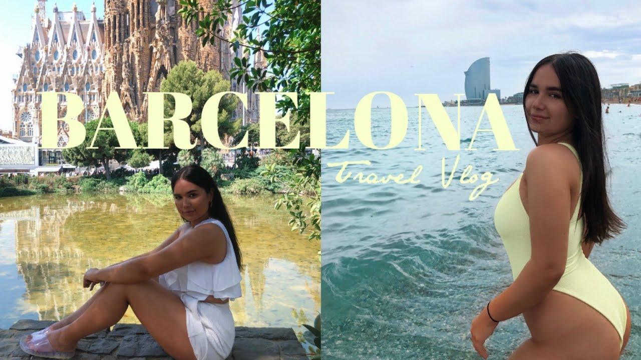 FIVE DAYS IN BARCELONA || TRAVEL VLOG