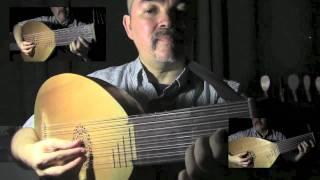 Padoana Gentil Madonna (trio Pacoloni-1564) by Rómulo Vega-González