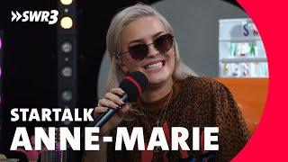Anne-Marie im Star-Talk - SWR3 New Pop Festival 2017