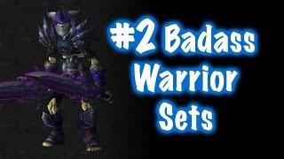 10 Badass Male Warrior Transmog Sets #2 (World of Warcraft)