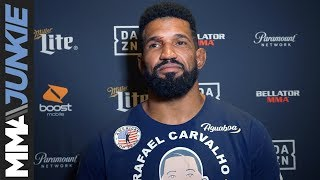 Bellator 224: Rafael Carvalho full post-fight interview