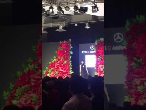 Dominique Chan Couture . Asia Fashion Festival STYLO . Asia International Designer Showcase