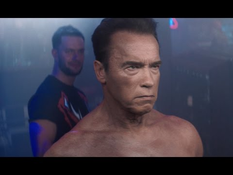 WWE 2K16  Arnold Schwarzenegger Terminator