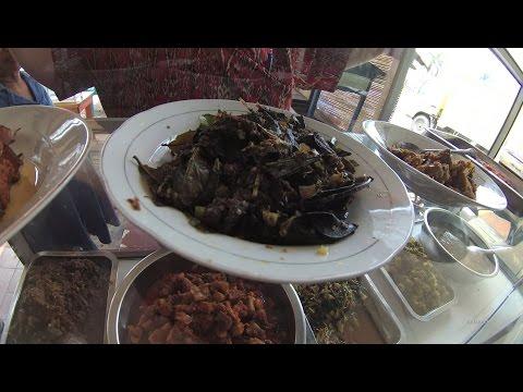 Jakarta Street Food 893 Manado Food Part.1 By Andy Watung 4K with Bule Cakung BR TiVi 5729