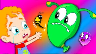 Groovy The Martian & Phoebe in a funny adventure full episodes! Videos & Nursery Rhymes for kids!