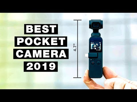 Best Compact Camera For Video? DJI Osmo Pocket