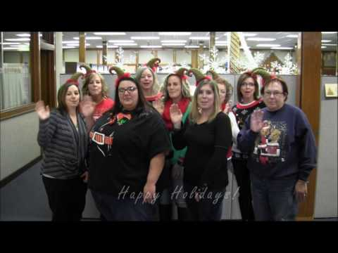 Messenger Corporate Holiday Video 2016