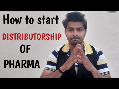Start Pharma Distributership.....