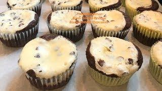 Cách làm bánh Sô-cô-la Phô-mai ngon ơi là ngon _ Cupcakes