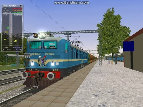 Indian MSTS; BTPN Freight; WAG7