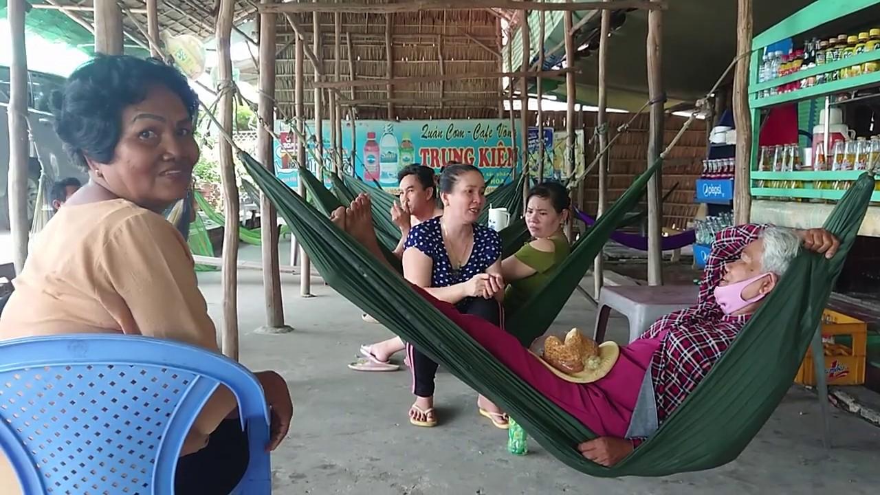 Người Rừng Dưới Bụi Cây.Chia tay gia đình Khmer TRÀ VINH.