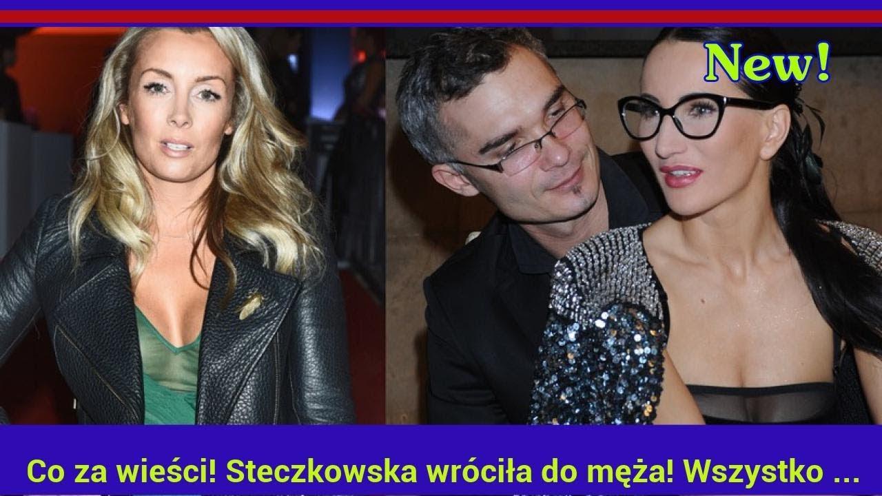 Co za wieści! Steczkowska wróciła do męża! Wszystko dzięki żonie Kraśki!