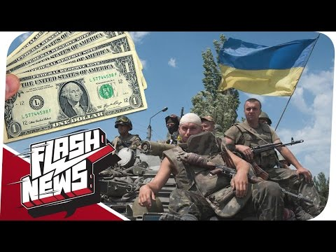 Kiews Kriegssteuer & Handelsabkommen gescheitert - FLASH NEWS