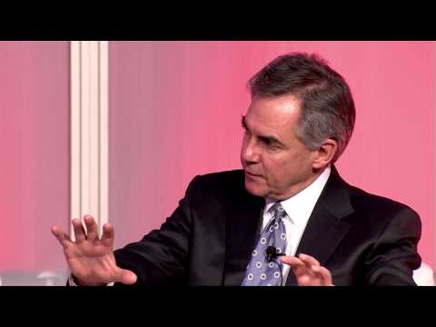 An interview with Premier of Alberta, Jim Prentice