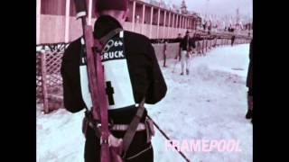 Olympic Winter Games Innsbruck 1964 (Color HD Newsreel Footage)