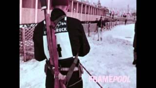 Olympic Winter Games Innsbruck 1964 (Color HD Newsreel Footage)
