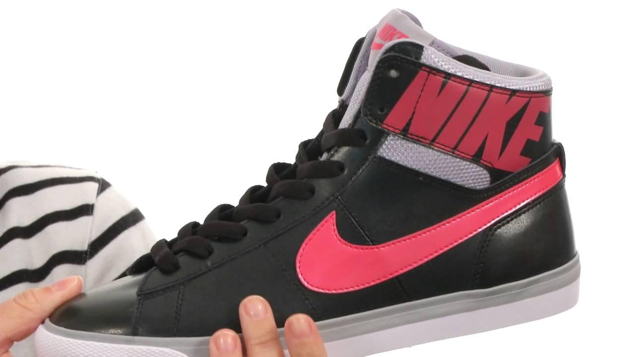 5d46b5a41d03 Nike Match Supreme Hi Leather SKU  8278179 - YouTube