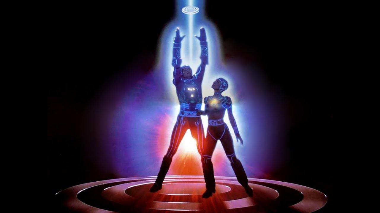 Movie review tron