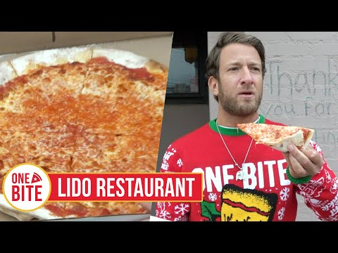 Barstool CEO Portnoy Wowed By Pizza From Lido Restaurant In Hackensack
