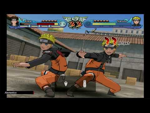 Naruto Shippuden: Clash of Ninja Revolution 3 - 4 Online Wi-Fi 2019