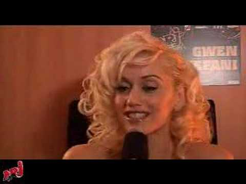 Gwen Stefani und Akon Interview