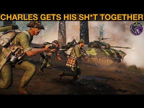 Prairie Campaign: DAY 3 Charlie Bites Back! | Arma 3
